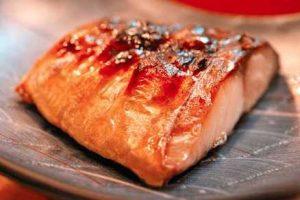 barded monkfish