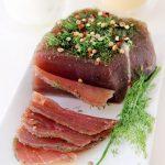 Elena's marinated tuna