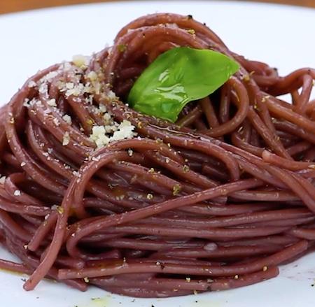 drunk spaghetti