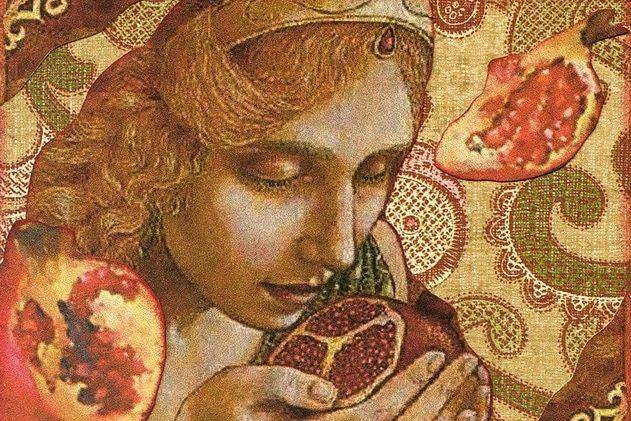 the myth of the pomegranate